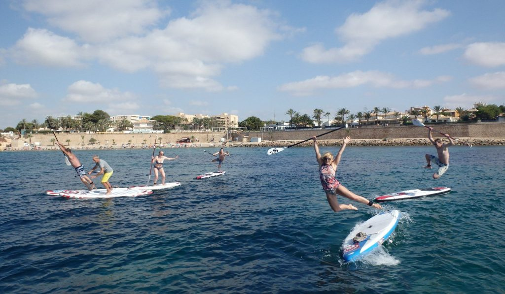 Stand up Paddle Torrevieja